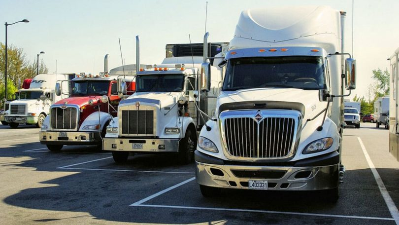 How to Start a Trucking Company without Driving and No Money