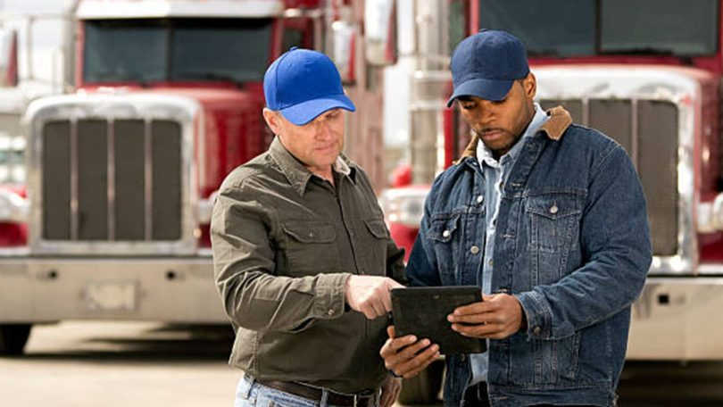 How Much Does an OTR Truck Driver Make